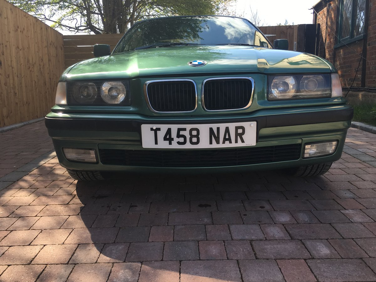1999 BMW E36 convertible 323i For Sale (picture 6 of 6)
