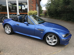 1998 BMW Z3M ROADSTER (Just 6,400 miles from new) For Sale