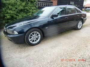 2002 RARE LOW MILEAGE BMW E39 525 PETROL SPECAIL EDITION For Sale