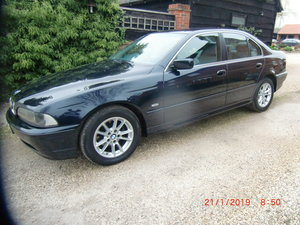 2002  RARE LOW MILEAGE BMW E39 525 PETROL SPECAIL EDITION  For Sale