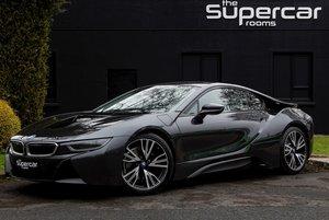 BMW i8 - 8K Miles - 2017 - Sophisto Grey For Sale