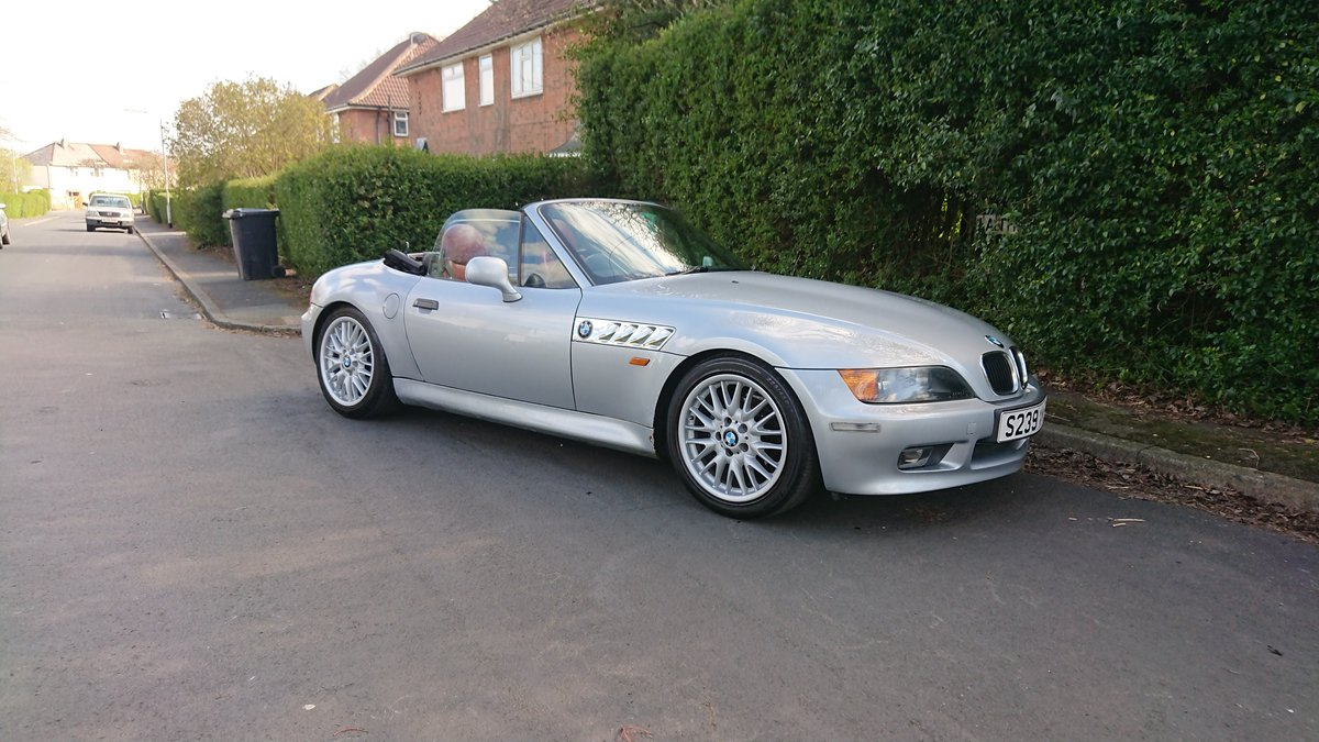 1998 Bmw Z3 Roadster 1.9L For Sale (picture 5 of 6)
