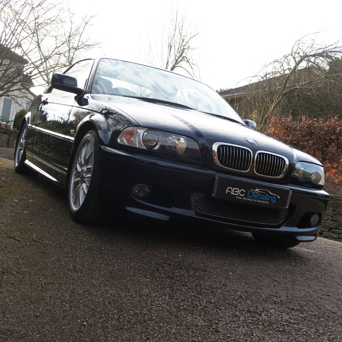 Bmw 330 M Sport: 2001 BMW 330 CI Sport For Sale