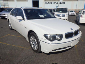 2005 BMW 7 SERIES 760 LI LWB V8 6.0 AUTOMATIC * LEATHER SEATS *  For Sale