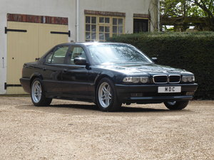 2001 BMW 728i M Sport E38 1 x Owner 15 Years Exceptional For Sale