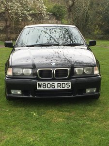 2000 BMW 318ti Compact Club Sport M-Tech Manual E36