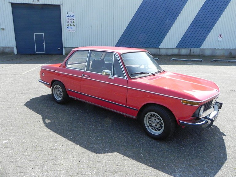 1975 BMW 2002 2.0 For Sale (picture 1 of 6)