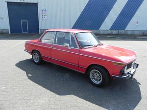 1975 BMW 2002 2.0 For Sale