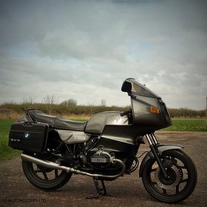 1988 BMW R100RS - one of the best, MOT and ready to ride.  For Sale