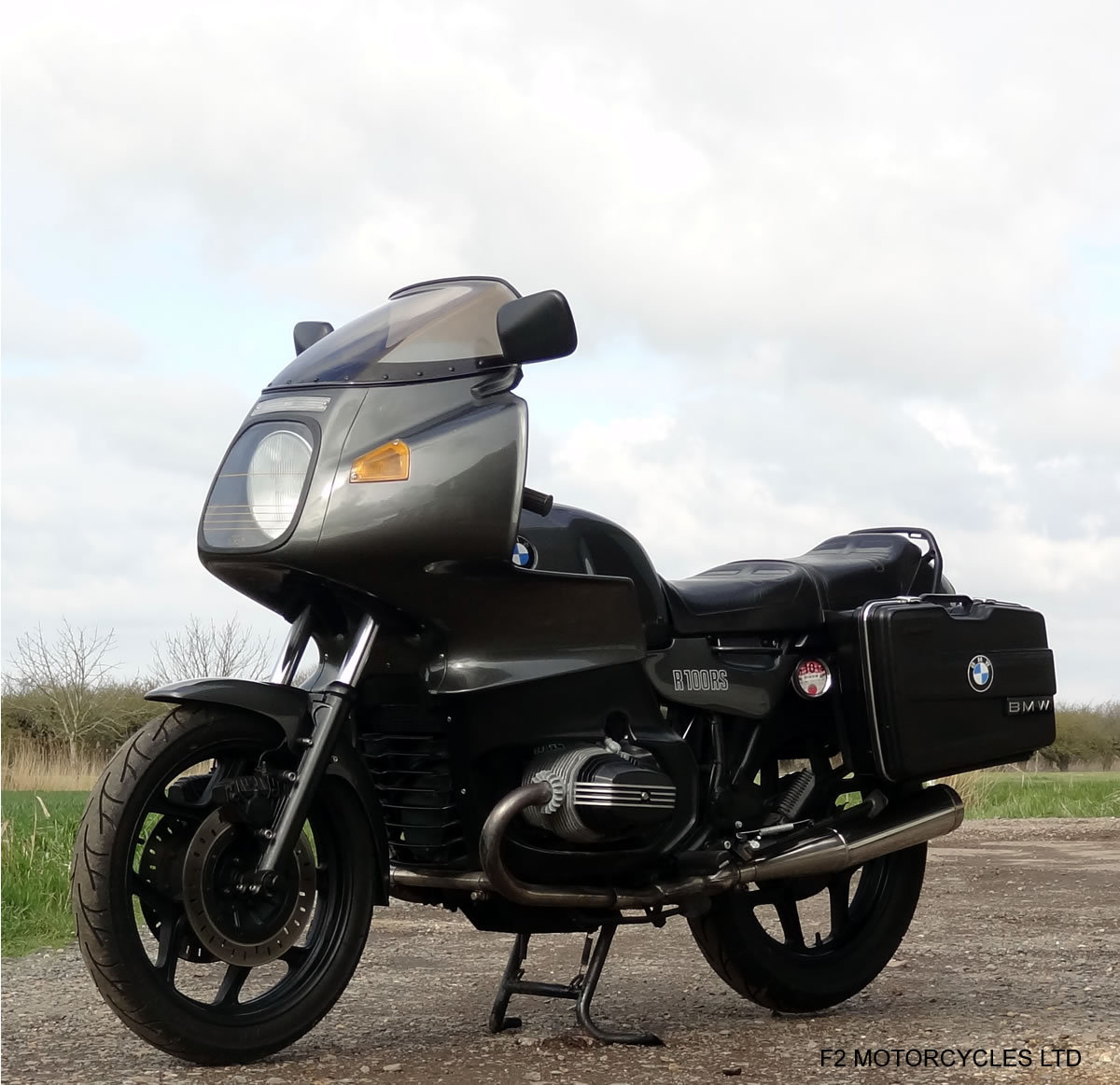1988 BMW R100RS - one of the best, MOT and ready to ride.  For Sale (picture 2 of 6)