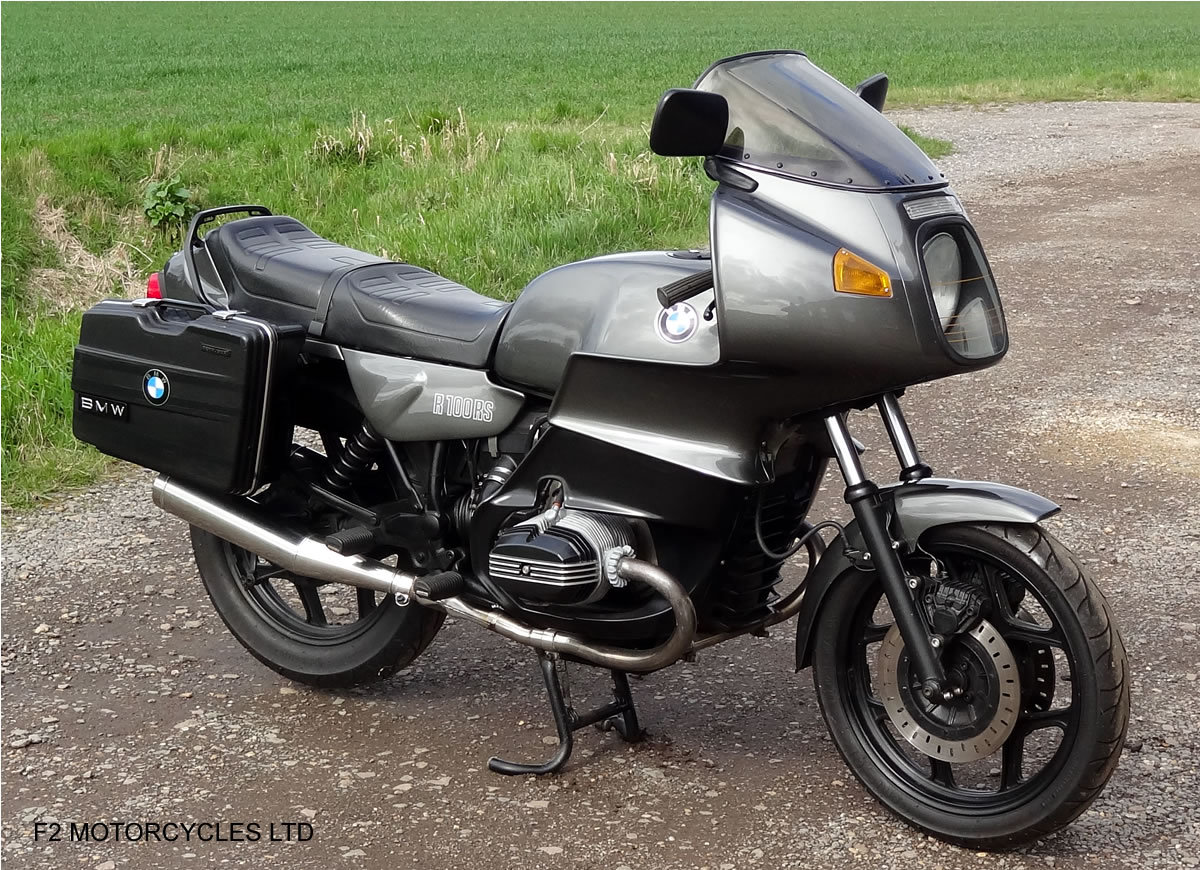 1988 BMW R100RS - one of the best, MOT and ready to ride.  SOLD (picture 3 of 6)