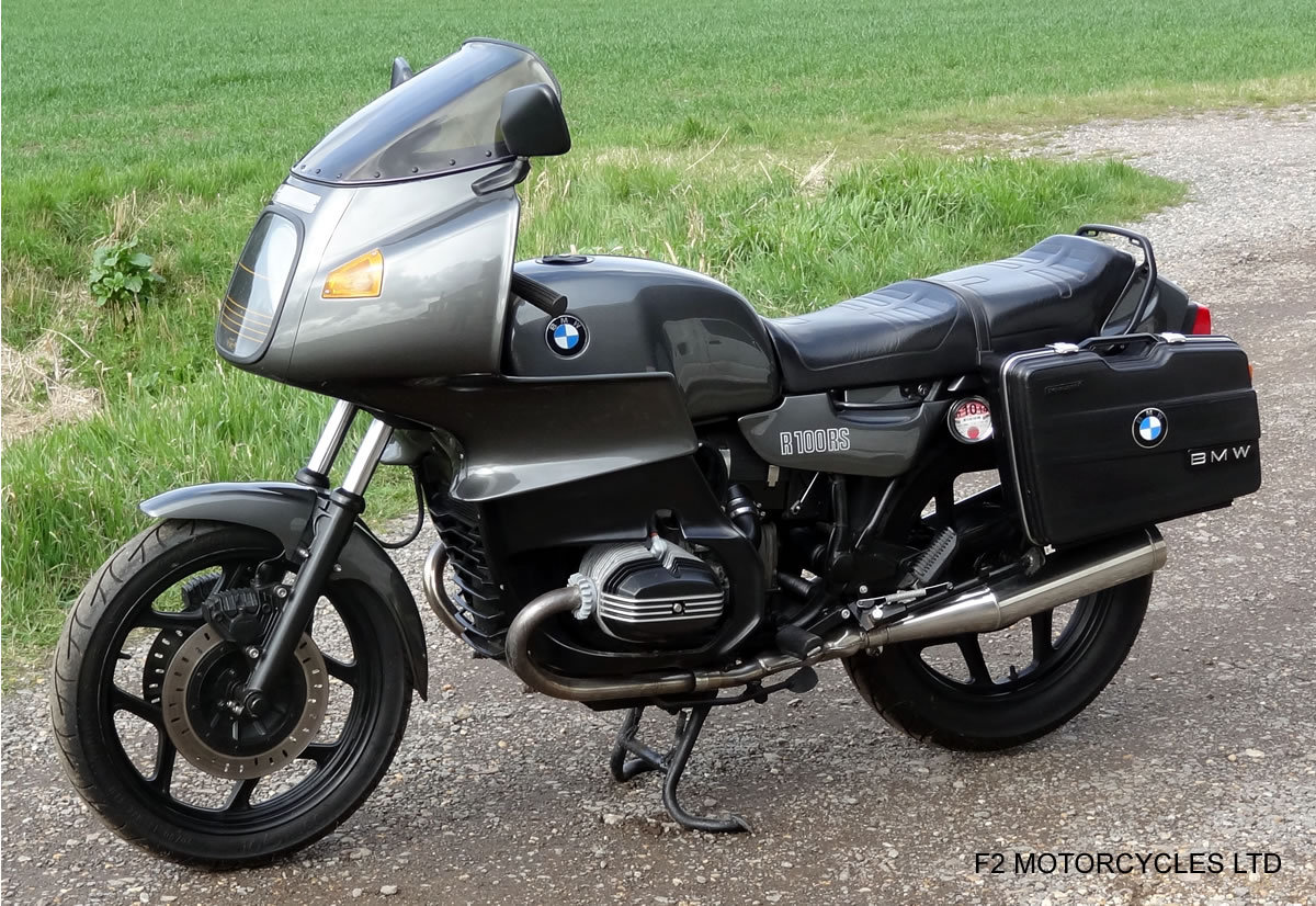 1988 BMW R100RS - one of the best, MOT and ready to ride.  SOLD (picture 5 of 6)