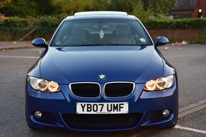 2007 BMW E92 320i MSport