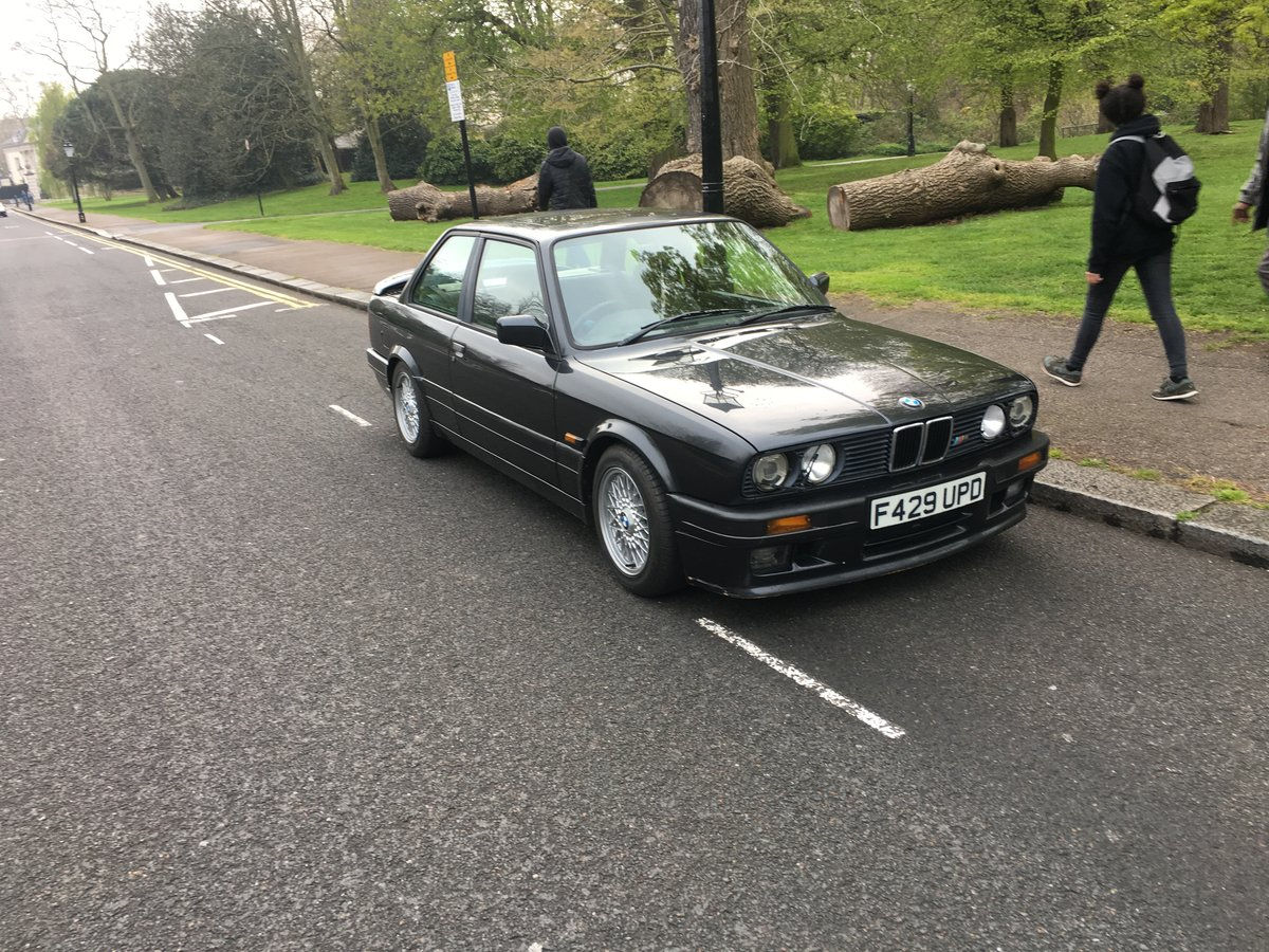 1989 E30 325i sport Mtech 2 For Sale (picture 4 of 6)