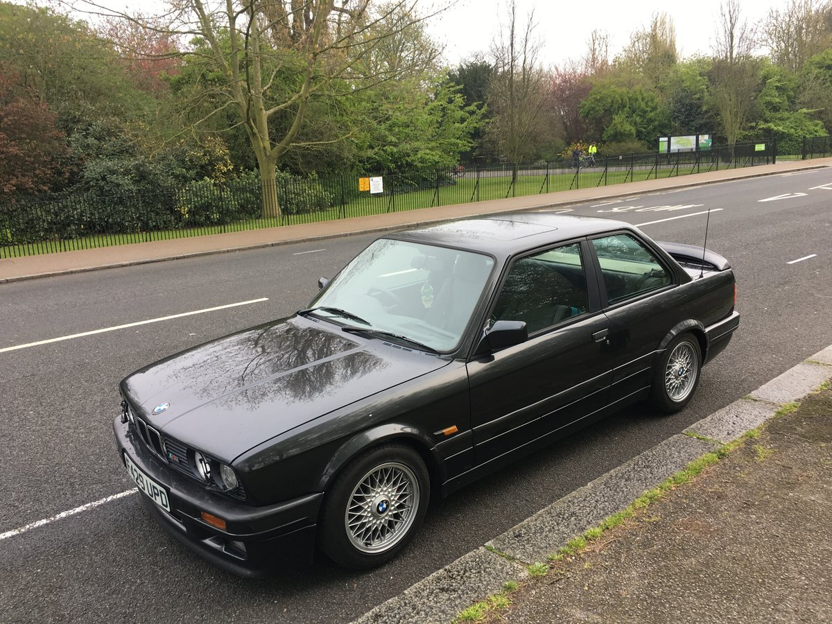 1989 E30 325i sport Mtech 2 For Sale (picture 5 of 6)