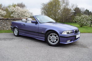 1999 99/V BMW 323i Sport Convertible - Individual - Low Miles For Sale