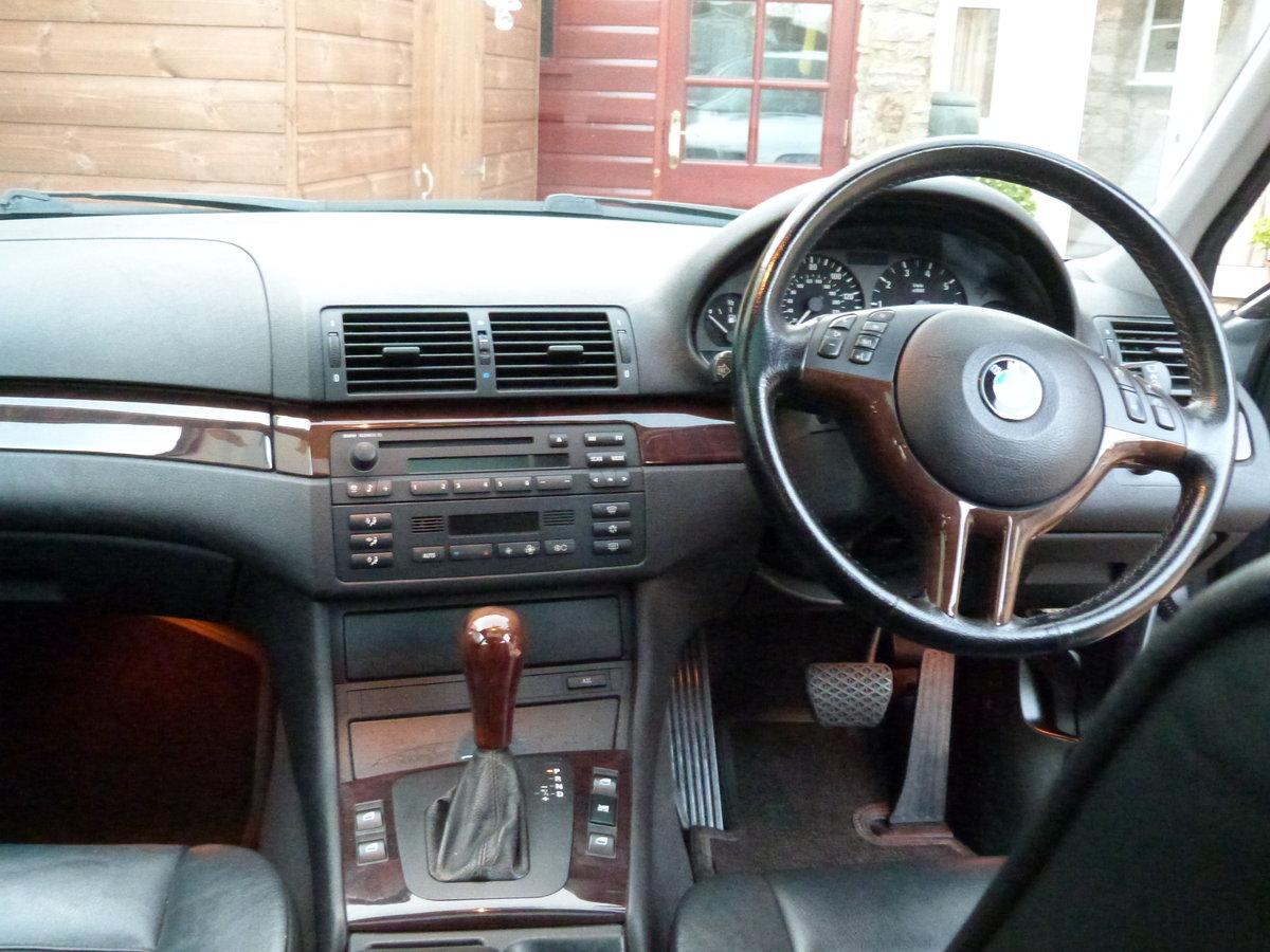 2001 E46 Touring Auto For Sale (picture 2 of 6)