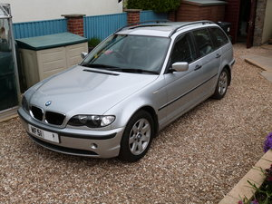 2001 E46 Touring Auto For Sale