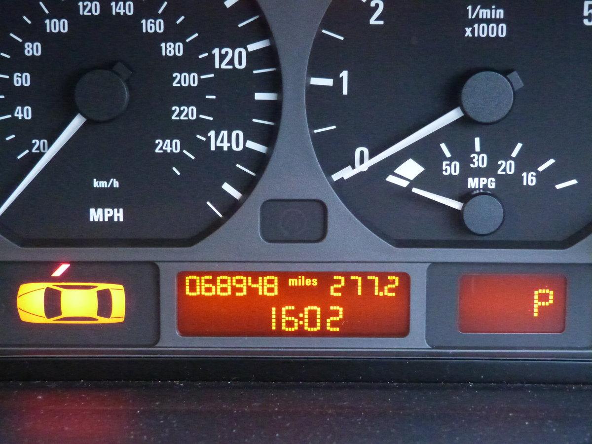 2001 E46 Touring Auto For Sale (picture 6 of 6)