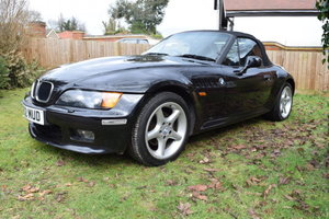 1999 BMW Z3 2.8 Roadster For Sale by Auction