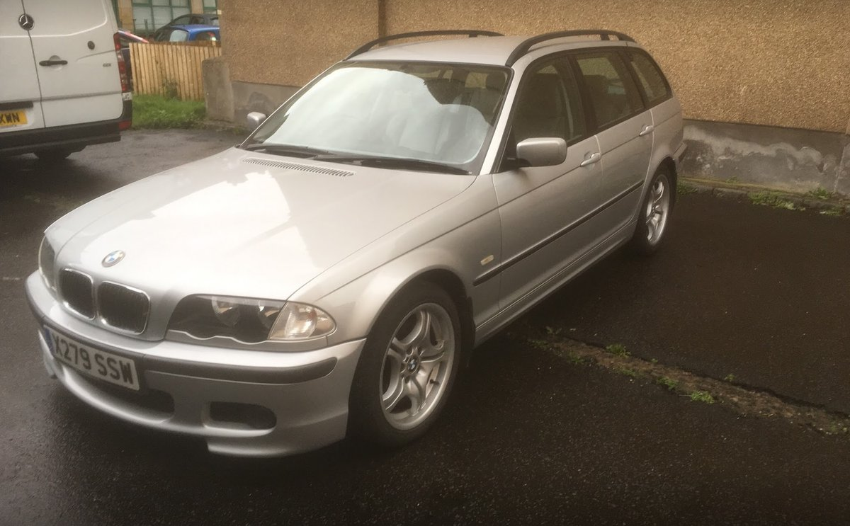 2000 Bmw 325i se e46  mtec manual touring rare car For Sale (picture 3 of 6)