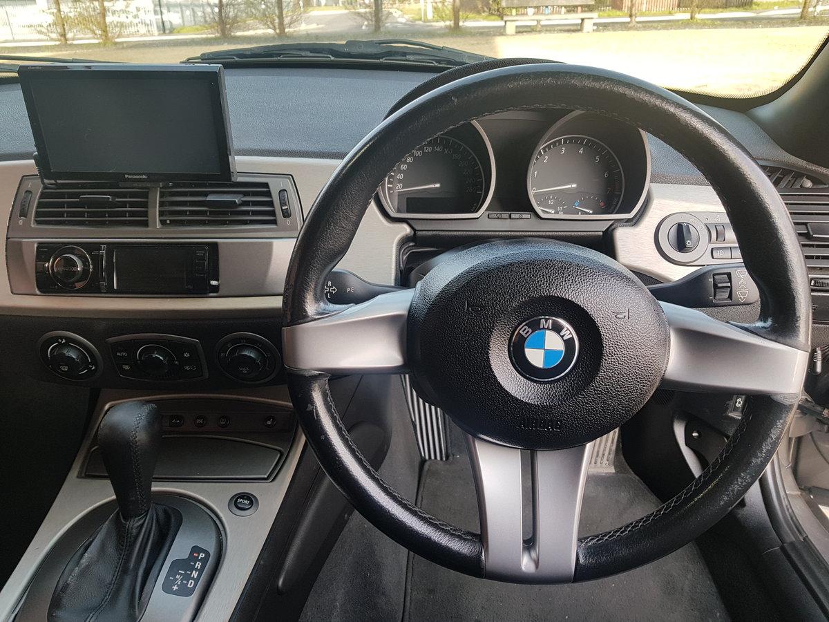 2003 BMW Z4 CONVERTIBLE 2.5 AUTO * RARE COLOUR SOFT TOP *  SOLD (picture 4 of 6)