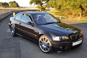 2003 BMW  M3 COUPE E46 MANUAL very low milage For Sale