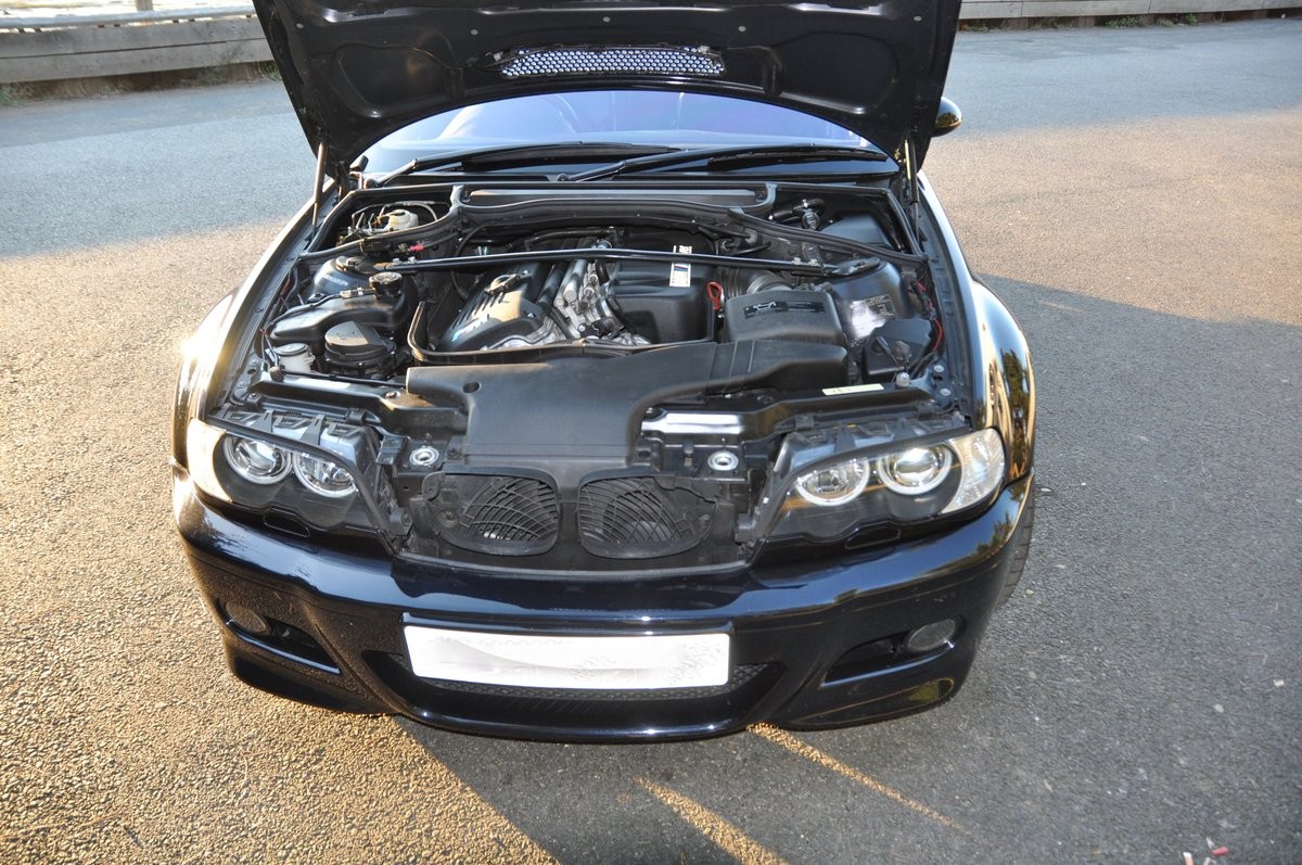 2003 BMW  M3 COUPE E46 MANUAL very low milage For Sale (picture 3 of 6)