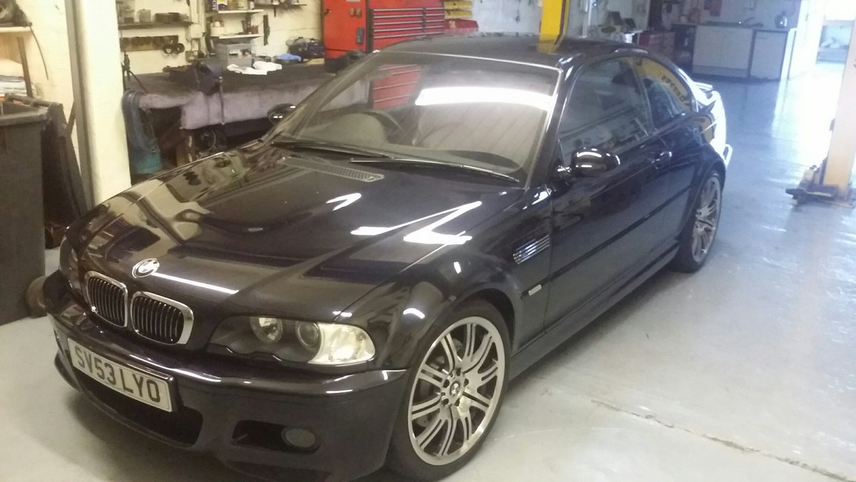 2003 BMW  M3 COUPE E46 MANUAL very low milage For Sale (picture 6 of 6)