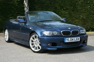 2004 BMW 325Ci Sport Convertible Auto For Sale