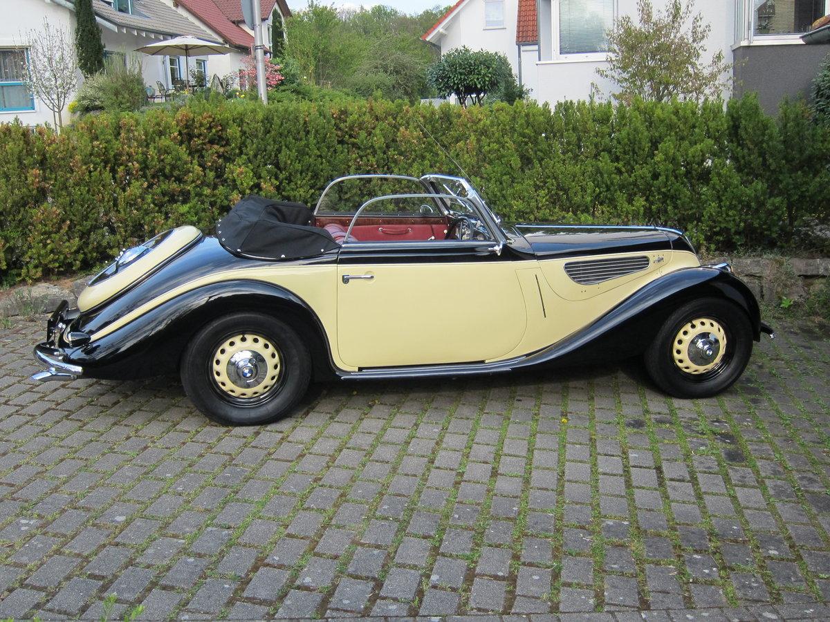 "1938 FN BMW 327/80 ""Sport Kabriolett"", RHD SOLD (picture 2 of 6)"
