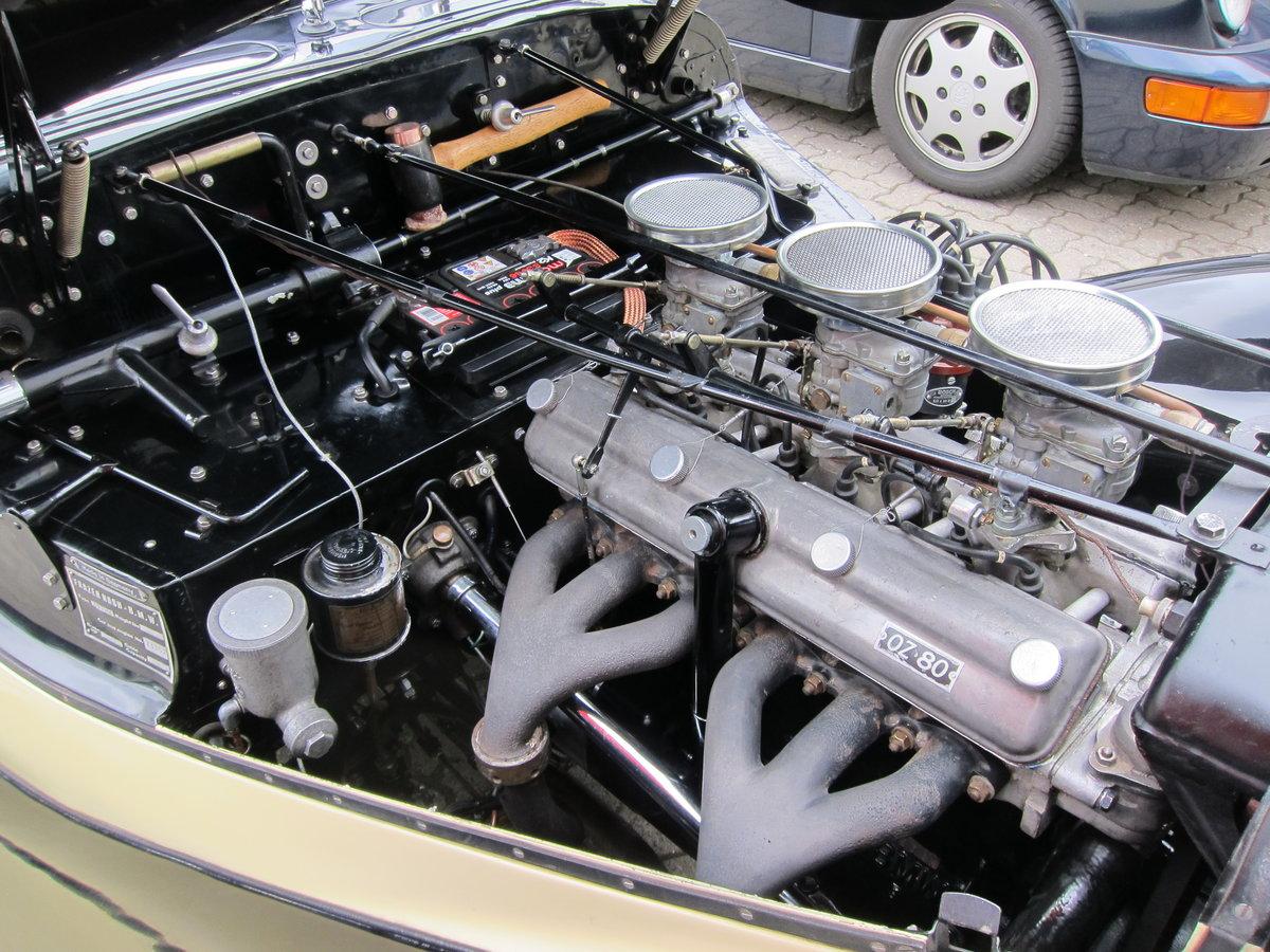 "1938 FN BMW 327/80 ""Sport Kabriolett"", RHD SOLD (picture 3 of 6)"