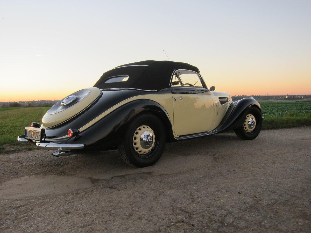 "1938 FN BMW 327/80 ""Sport Kabriolett"", RHD SOLD (picture 6 of 6)"