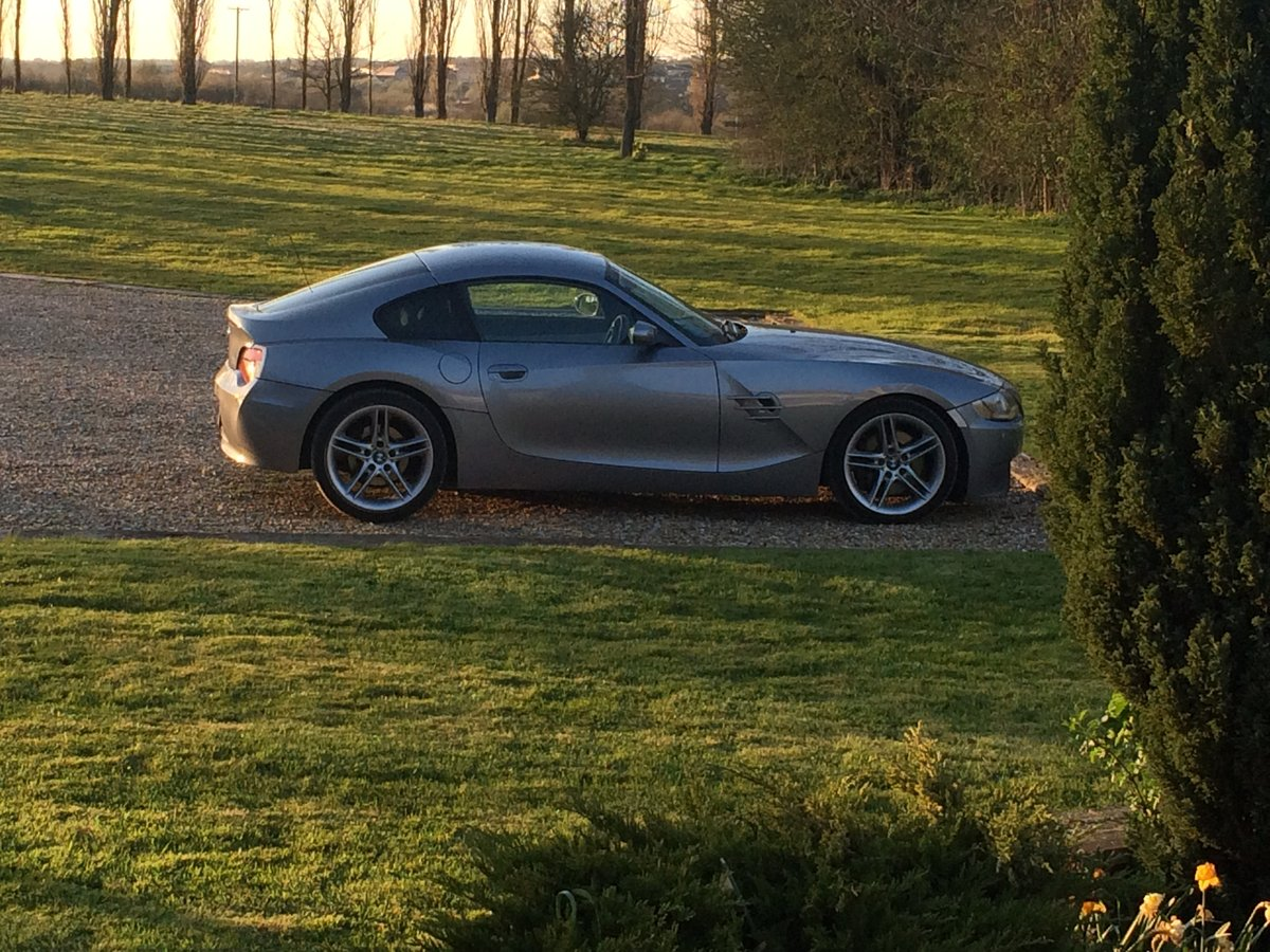 2007 BMW Z4 Coupe 3.0Si Sport Model For Sale (picture 2 of 5)