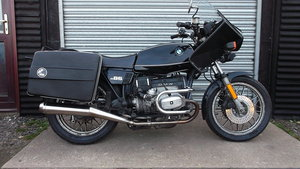 BMW 1982 R65 For Sale
