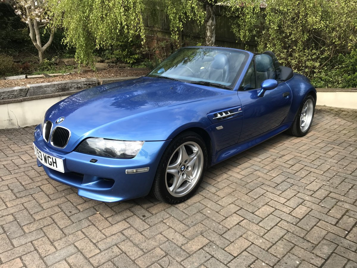 BMW Z3M S50 ROADSTER -1999 - low miles - original For Sale (picture 2 of 6)