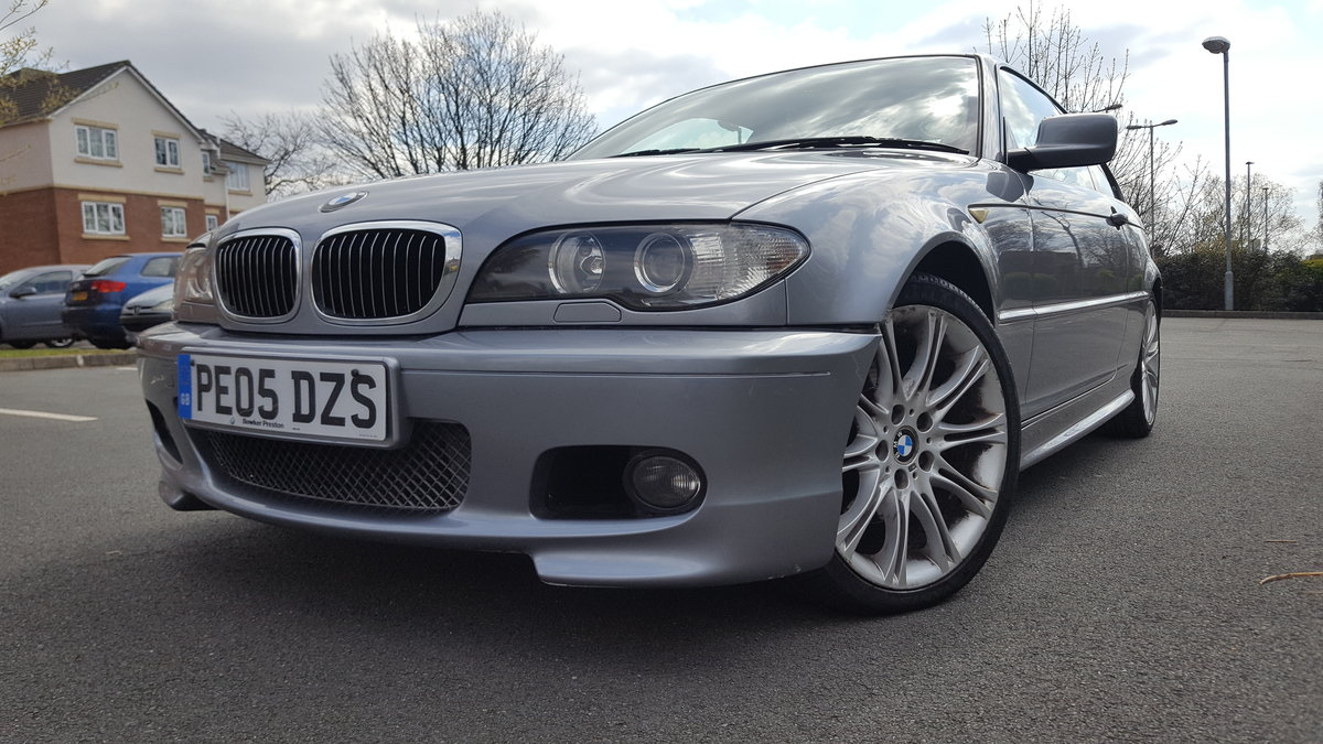 2005 BMW 3 SERIES 325Ci SPORTS For Sale (picture 1 of 6)