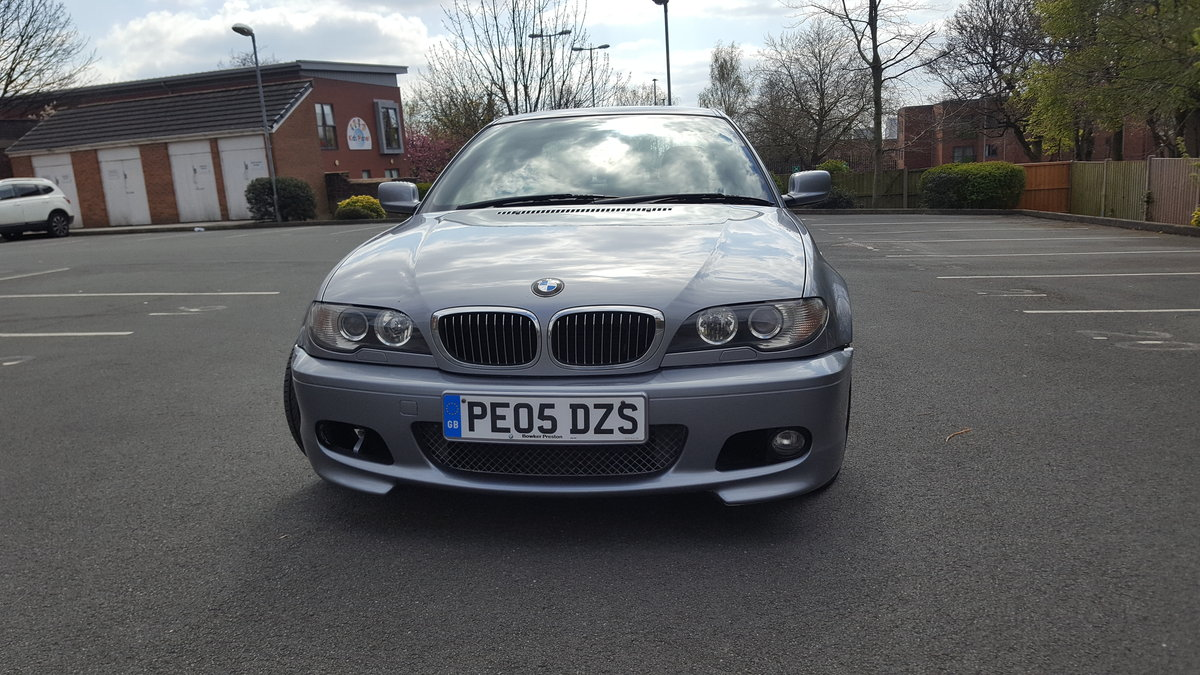 2005 BMW 3 SERIES 325Ci SPORTS For Sale (picture 2 of 6)