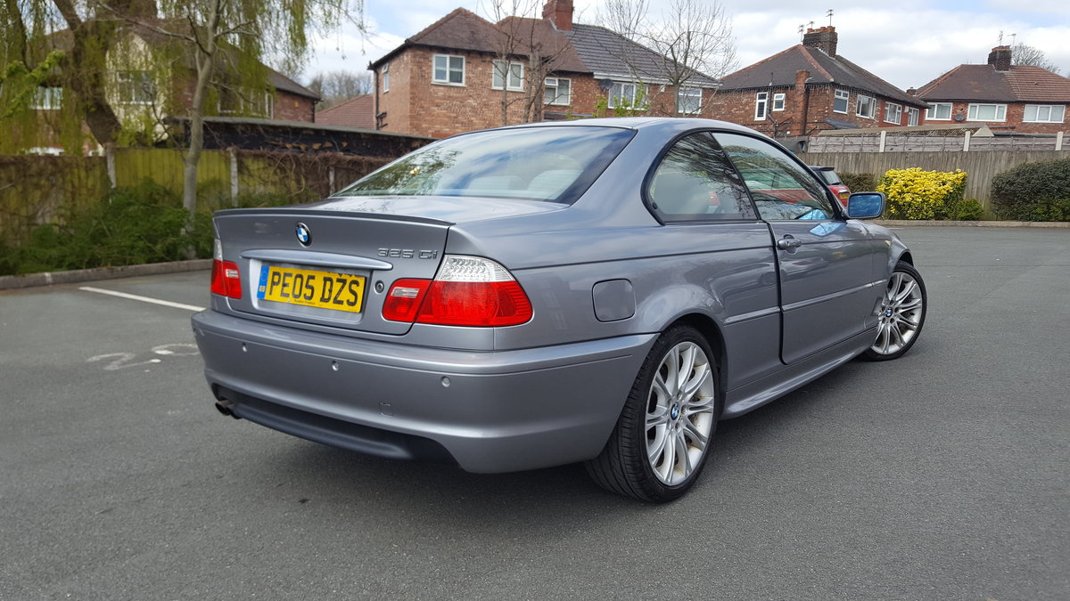 2005 BMW 3 SERIES 325Ci SPORTS For Sale (picture 4 of 6)