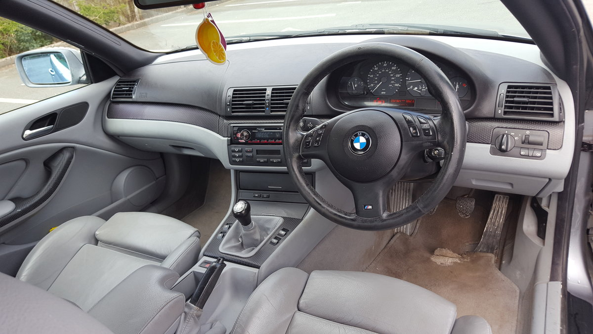 2005 BMW 3 SERIES 325Ci SPORTS For Sale (picture 6 of 6)