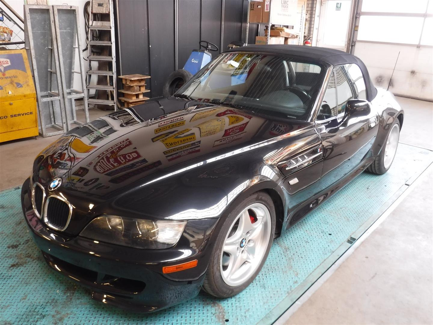 2000 BMW Z3 M convertible For Sale (picture 1 of 6)