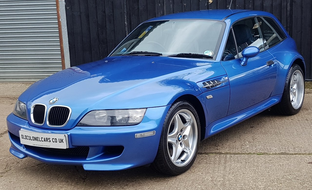 1999 Excellent Z3 M Coupe - Only 58,000 Miles  - Full History For Sale (picture 3 of 6)