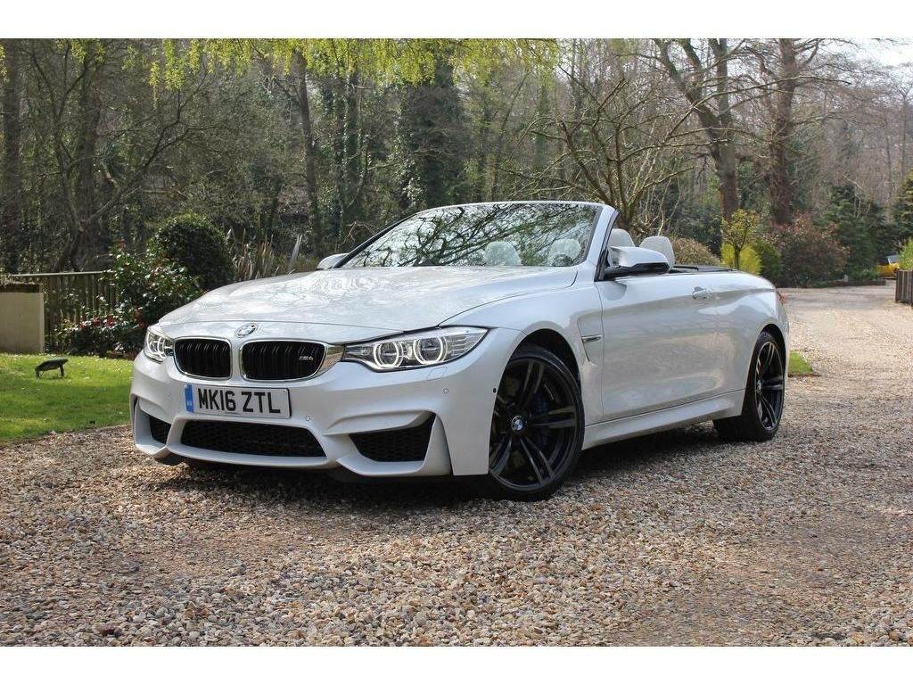 2016 BMW M4 3.0 M DCT (s/s) 2dr HK SOUND,HEADS UP,SURROUND CAM For Sale (picture 1 of 1)