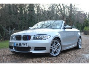 2008 BMW 1 Series 3.0 135i M Sport 2dr OUTSTANDING, FULL HISTORY!