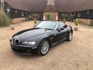 2001 BMW Z3 2.2 WIDEBODY SPORT ROADSTER MANUAL For Sale