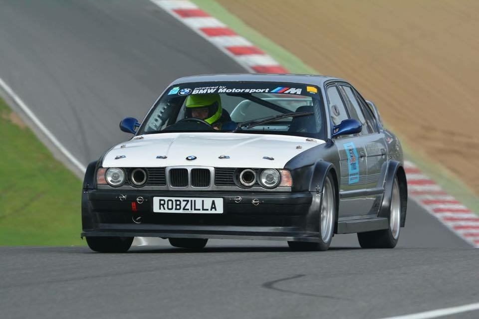 1989 track car bmw e34 535 sport manual For Sale (picture 1 of 6)