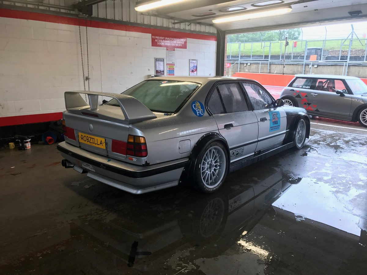 1989 track car bmw e34 535 sport manual For Sale (picture 4 of 6)
