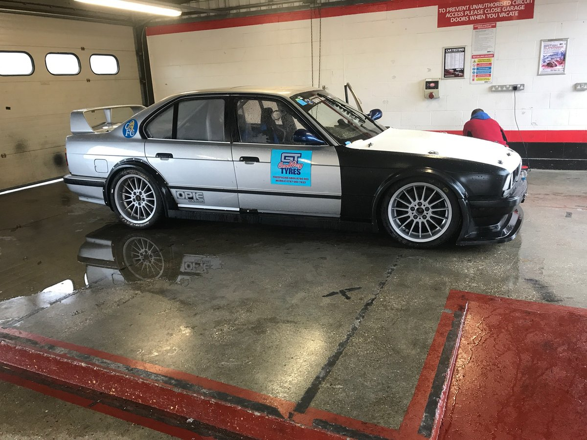 1989 track car bmw e34 535 sport manual For Sale (picture 5 of 6)