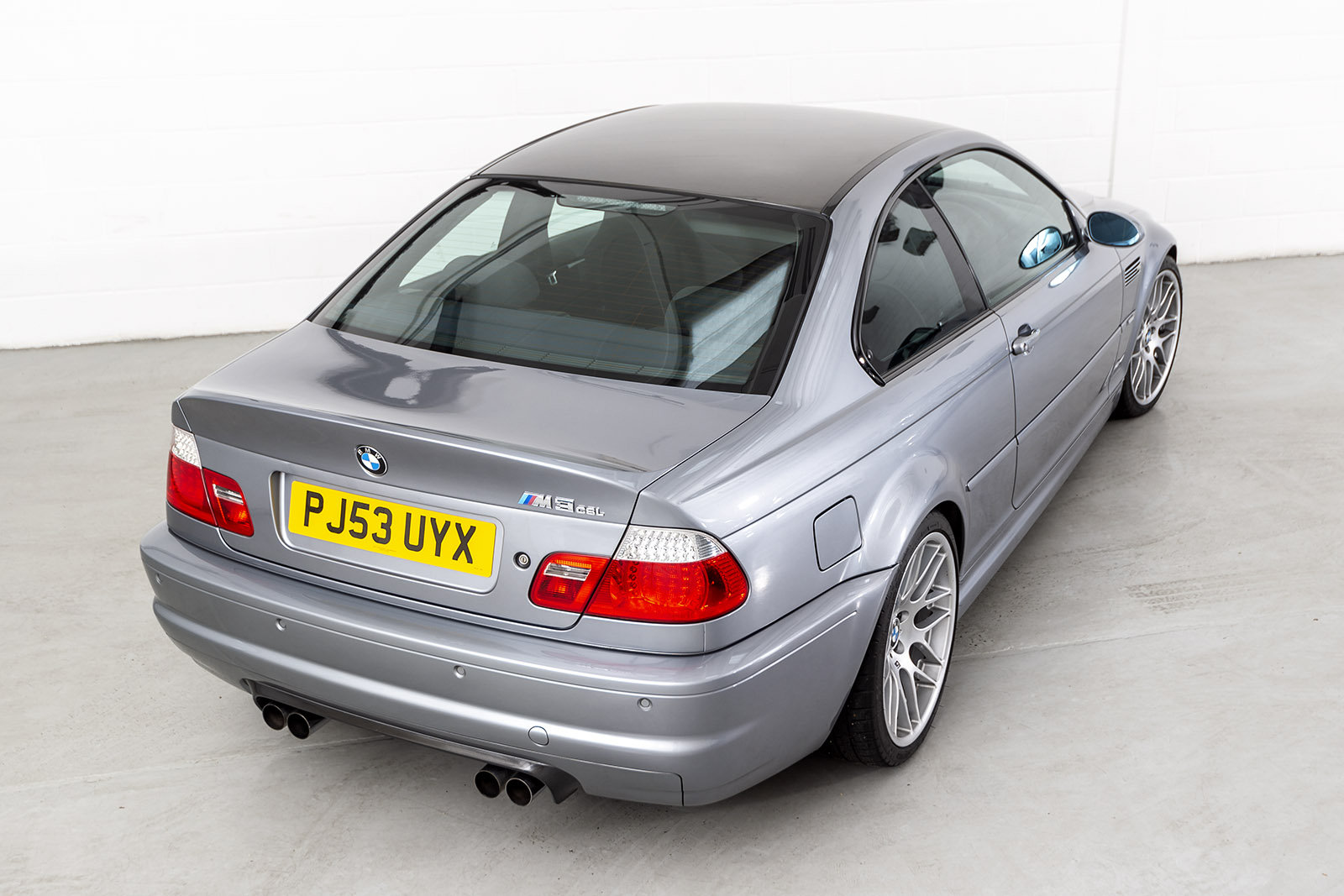 2003 BMW M3 E46 CSL For Sale (picture 3 of 6)