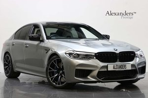 2018 68 BMW M5 4.4 V8 DCT [COMPETITION PACK]